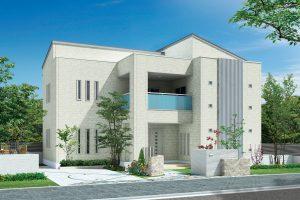 住宅CGパース