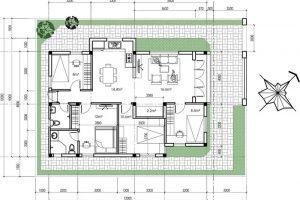 建築系図面作図