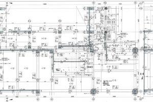 建築の施工図作図